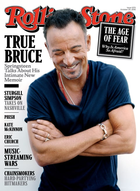 Rolling Stone & Bruce Springsteen