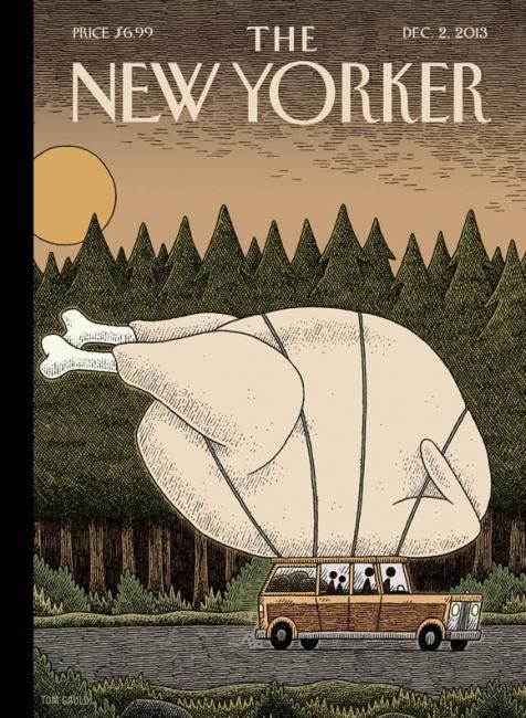 The New Yorker -2013