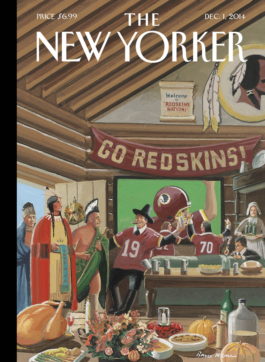 The New Yorker - 2014