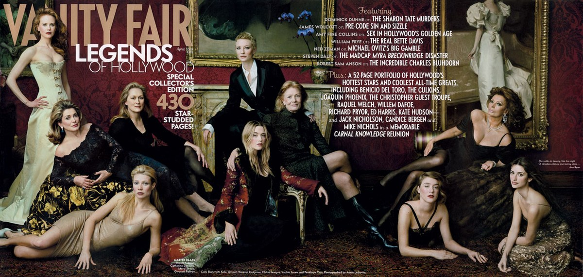 Vanity Fair – Special Hollywood 1995-2017!